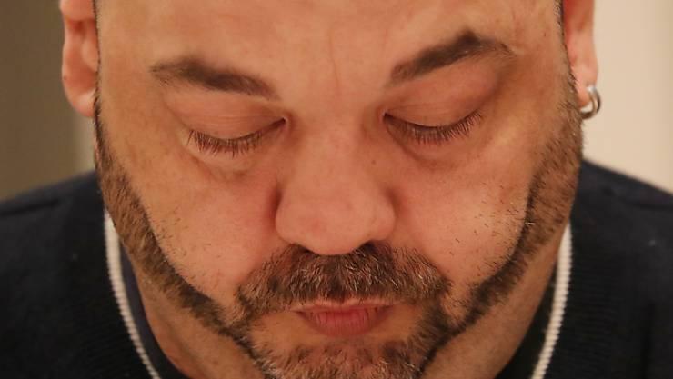 Beispielslose Mordserie in Spitälern. Der ehemalige Pfleger Niels Högel vor dem Landgericht Oldenburg.