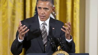 US-Präsident Obama telefonierte mit der Präsidentin von Ärzte ohne Grenzen, Joanne Liu, und dem afghanischen Präsidenten Aschraf Ghani.
