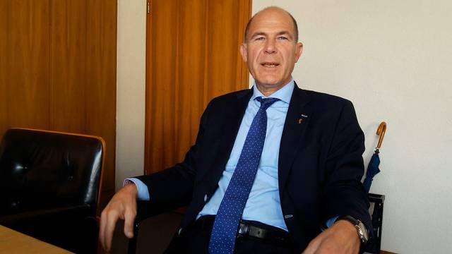 «Das Bild des Rasenmähers hat mich geärgert»: Anton Lauber zum Finanzhaushaltsgesetz.