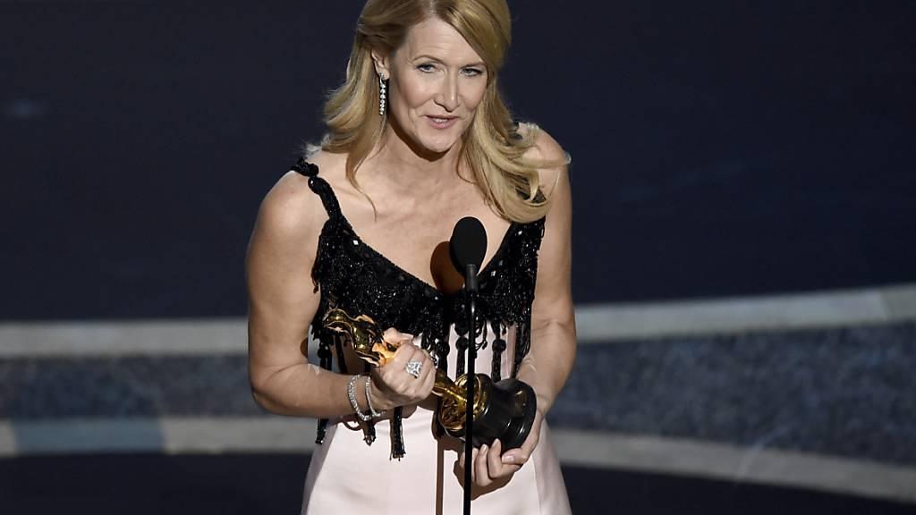 Oscar für Nebenrolle geht an Laura Dern