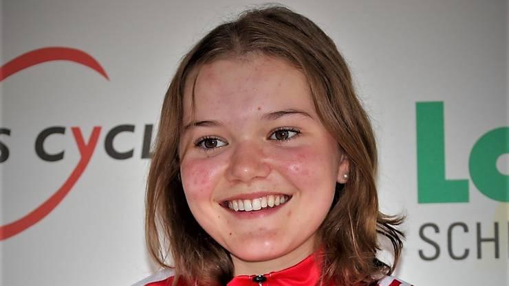 Noemi Rüegg: Nach dem Zeitfahrsieg doppelte sie im Strassenrennen nach.