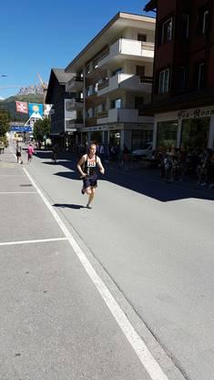 700m-Läufer Loris Gerster