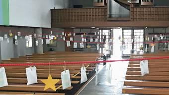 An Heiligabend bleiben die Fricktaler Kirchen zum Teil leer.