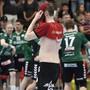 Impressionen von der Finalissima im Playoff-Viertelfinal zwischen dem HSC Suhr Aarau und Wacker Thun