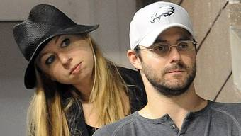 Chelsea Clinton mit ihrem Ehemann Mark Mezvinsky