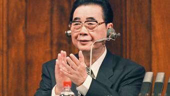 Li Peng wurde 90 Jahre alt.