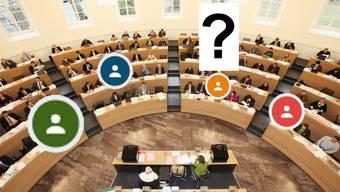 Der Grosser Rat Aargau