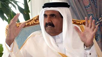 Hamad bin Khalifa Al Thani.