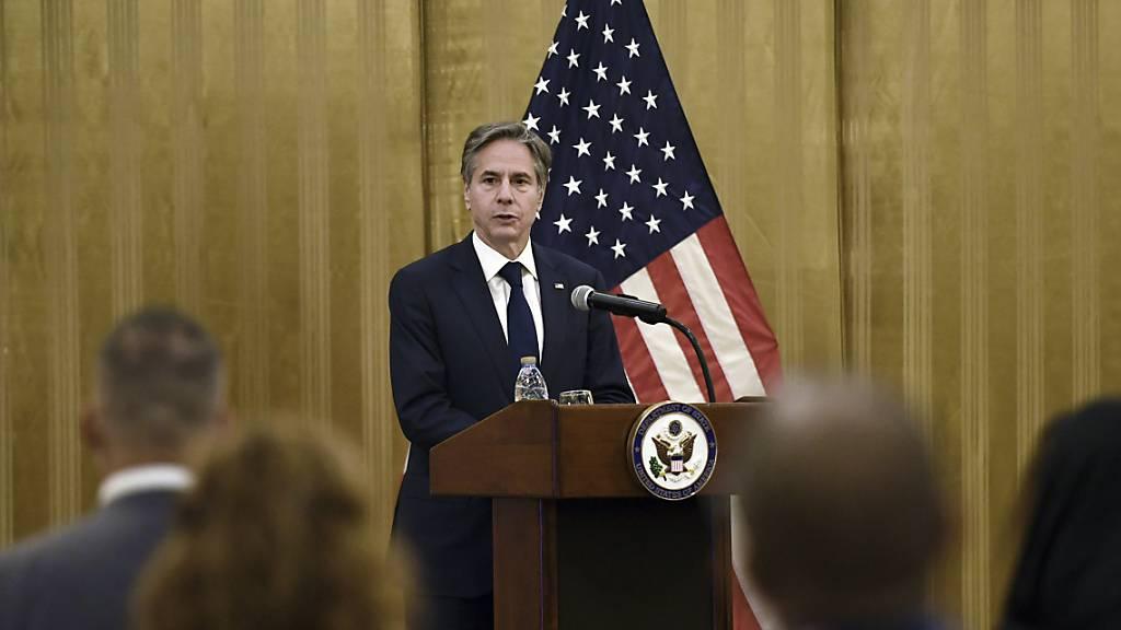 USA besorgt über Übergangsregierung der Taliban in Afghanistan