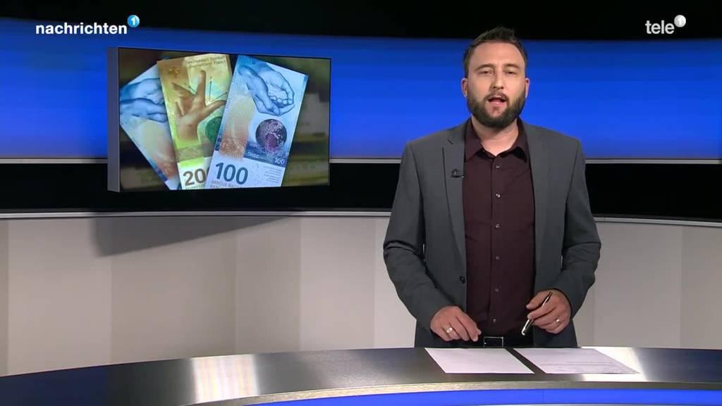 Falschgeld in Luzern