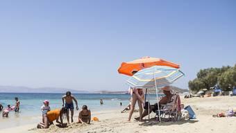 Wer ausserhalb der Feriensaison im November an den Strand gereist ist, hat von tieferen Preisen für Pauschalreisen profitiert. (Symbolbild)