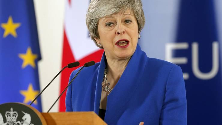 Brexit auf 31. Oktober verschoben: Die britische Premierministerin hat in der Nacht auf Donnerstag von den 27 EU-Chefs in Brüssel erneut eine Fristverlängerung erhalten, um ihren EU-Austrittsvertrag vom Parlament absegnen zu lassen.