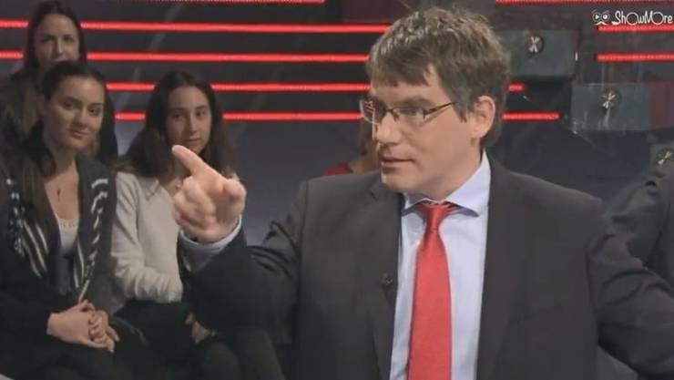 SP-Nationalrat Roger Nordmann (VD): «Der Bundesrat muss ein Massnahmenbündel bringen mit allen Vorschlägen für eine Anpassung der flankierenden Massnahmen, um den Lohnschutz sicherzustellen.»
