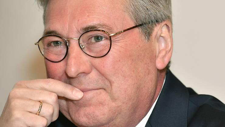 Clariant-CEO Hariolf Kottmann hatte dem Schweizer Fernsehen zu viele börsenrelevante Informationen zukommen lassen. (Archivbild)