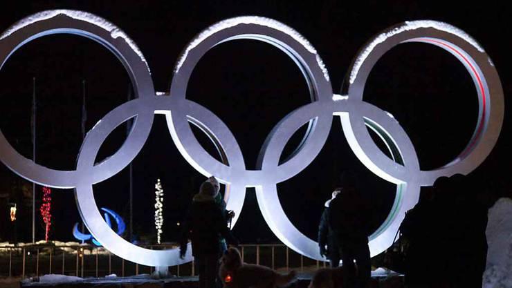 Olympische Winterspiele in der Schweiz? 2026 könnte es soweit sein. (Symbolbild)