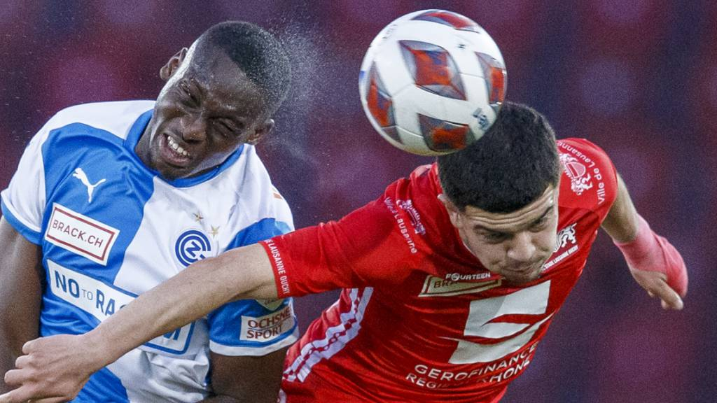 Lausanne-Sport verpflichtet Goalgetter Amdouni