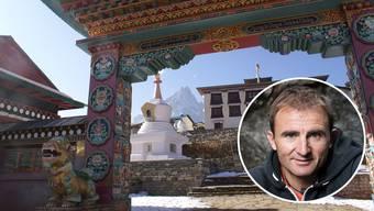 Drei Tage nach Ueli Stecks tragischem Unfalltod tauchen Details über die Beisetzung des Extrem-Bergsteigers auf.