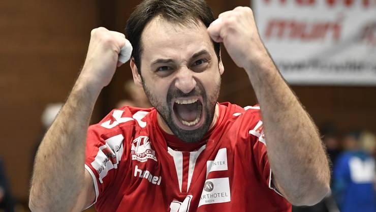 Nemanja Sudzum und sein TV Endingen sind auf Erfolgskurs.