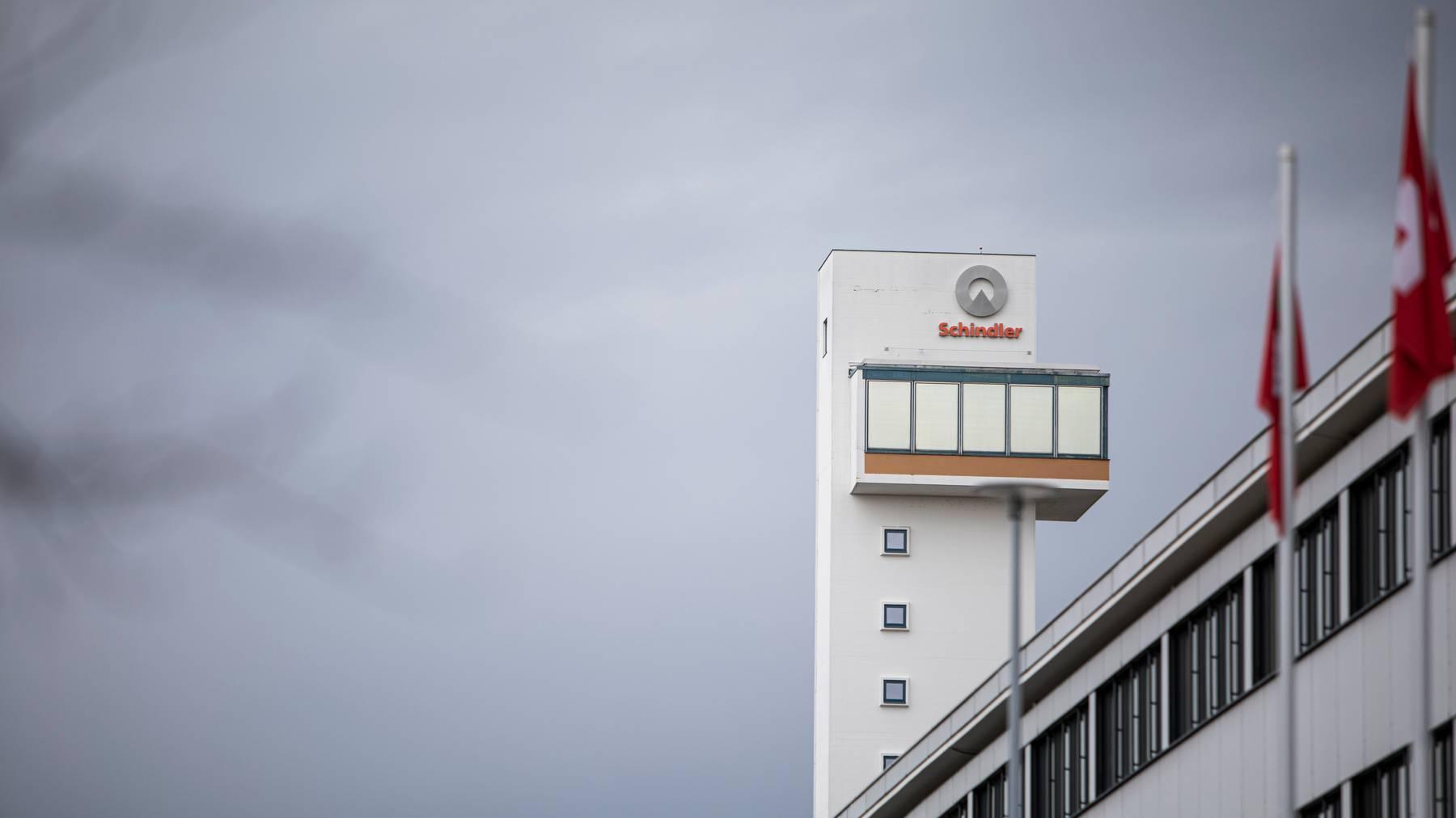 Der Lifthersteller aus Ebikon will mit dem Stellenabbau das Wachstum sichern.