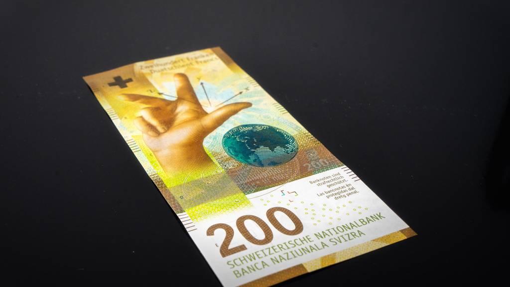 Neue 200er-Note: Gewinne sie mit einem Klick