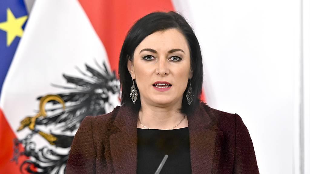 Die österreichische Tourismusministerin Elisabeth Köstinger (ÖVP)