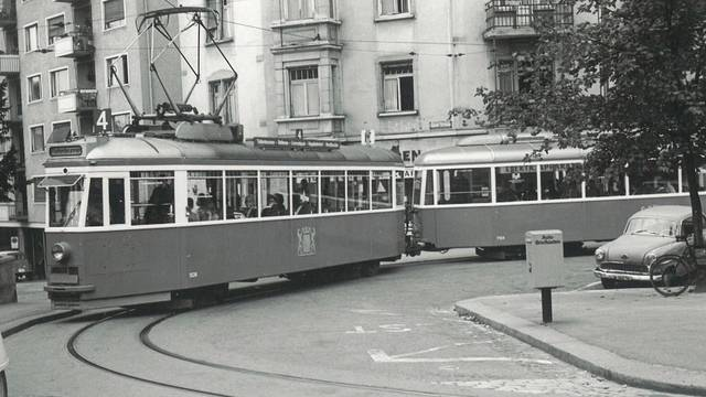 Wussten Sie? — Teil 4: Tram- und Zugverkehr durch Zentrum Wipkingen