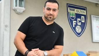 Nurkun Cece heisst der Trainer des FC Olten für die Saison 2020/21 in der 2. Liga.