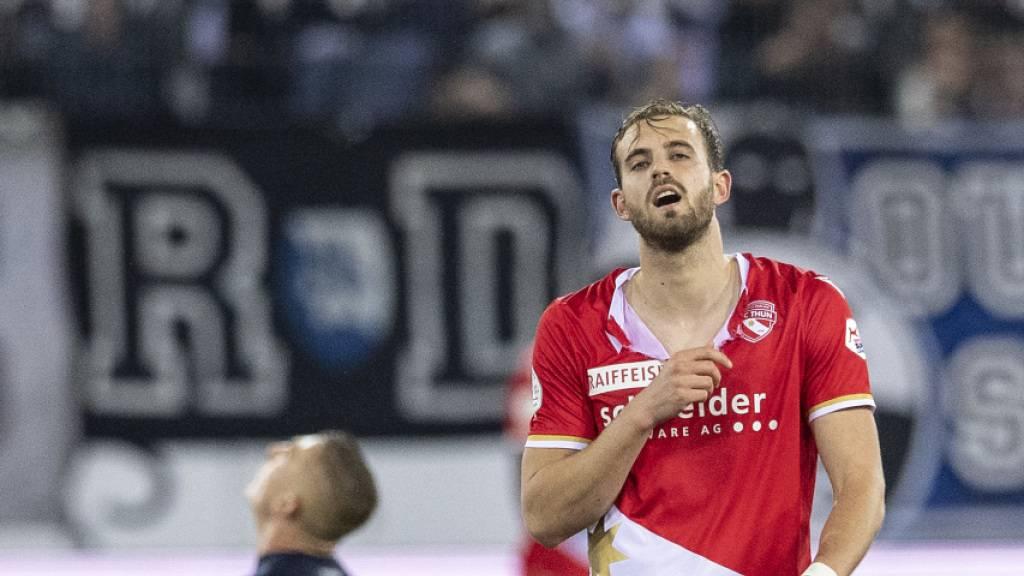 Thuns Roy Gelmi fix von Venlo übernommen