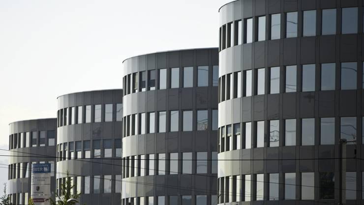 Gewinn trotz Nachfrageschwäche: der Sitz von Transocean in Steinhausen im Kanton Zug.