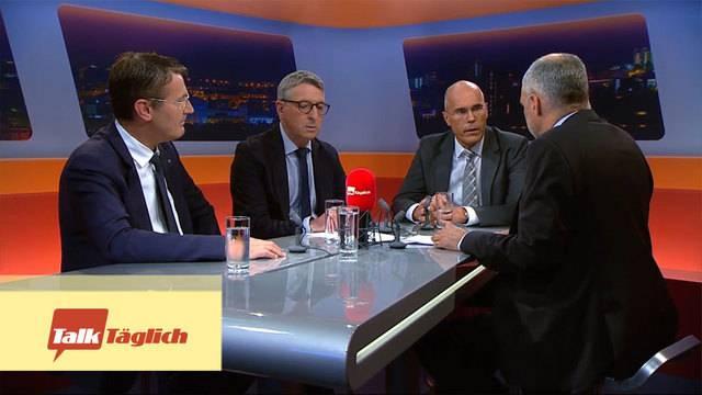 Rücktritt von Pascal Koradi