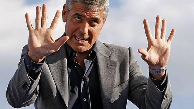 Frauenschwarm George Clooney (Archiv)