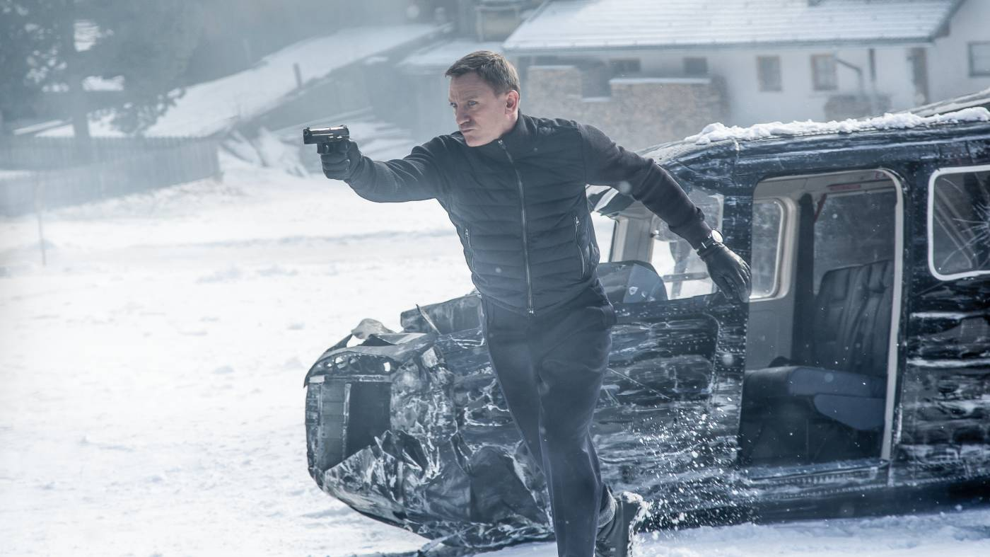 Es gibt News zum neuen «Bond»-Film
