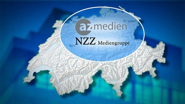 Zusammenschluss AZ Medien und NZZ-Mediengruppe