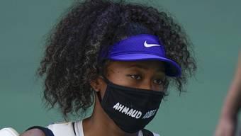 Naomi Osaka gedenkt mit ihren Masken an Opfer von Polizeigewalt an Afroamerikanern