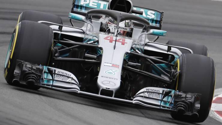 Der Beste in der Qualifikation in Le Castellet: Lewis Hamilton.