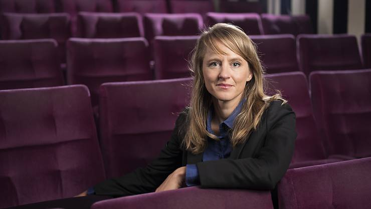 Filmtage-Direktorin Seraina Rohrer. (Archivbild)