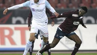 FCZ-Chikhaoui (links) nähert sich kontinuierlich seiner Bestform