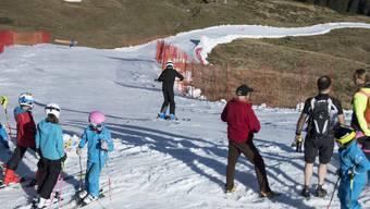 Die Schweiz sei wie der übrige Alpenraum überdurchschnittlich von der globalen Erderwärmung betroffen.