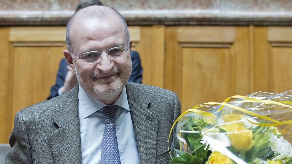 Fulvio Pelli kandidiert für den Luganeser Gemeinderat