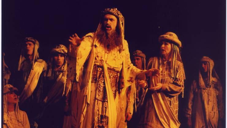 Die Schlesische Staatsoper bringt Verdis «Nabucco» nach Dietikon.