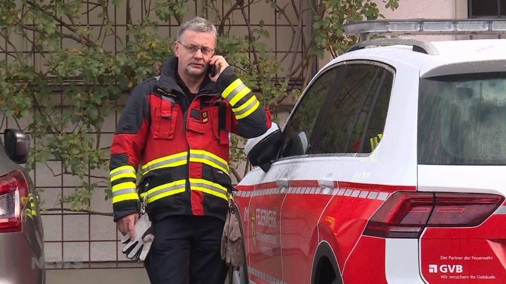 Herzogenbuchsee: Experte sagt, Feuerwehr hat richtig gehandelt