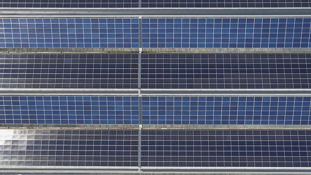 Neben dem Bau von Photovoltaik-Anlagen hat Ausserrhoden in den vergangenen drei Jahren auch erfolgreich Batteriespeicher für Solaranlagen gefördert (Archivbild).