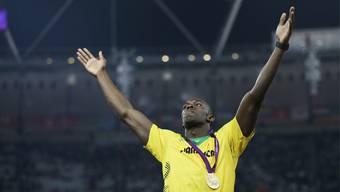 Bolt dominiert