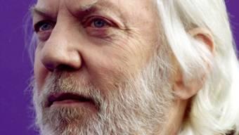 Radikaler Nichtraucher: Schauspieler Donald Sutherland (Archiv)