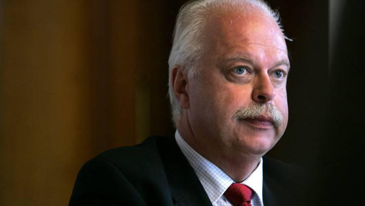 Der ehemalige Post-Chef Jean-Noel Rey starb.
