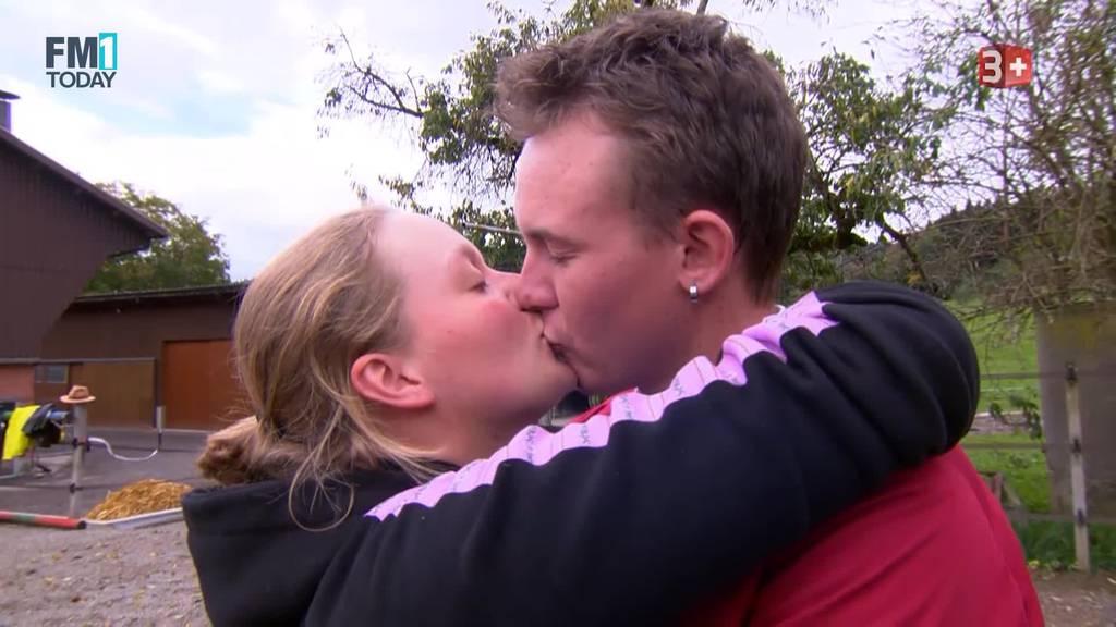 Adi und Michelle haben sich zum ersten Mal geküsst