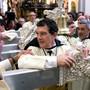 Der spanische Hollywood-Schauspieler Antonio Banderas kehrt in der Karwoche traditionsgemäss in seine Geburtsstadt Málaga zurück und feiert mit.