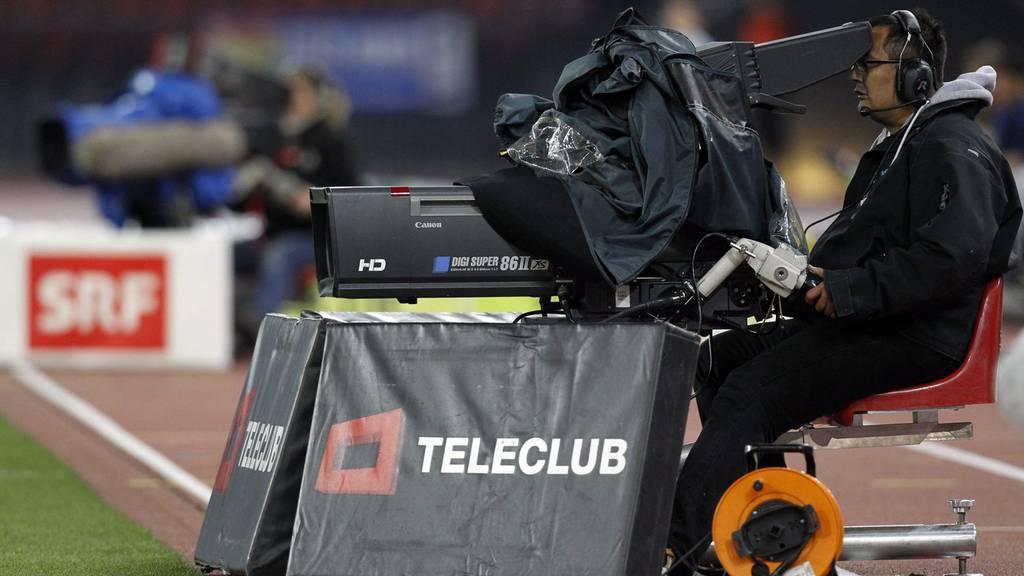 Champions League ab 2018 auf Teleclub