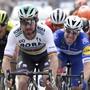 Peter Sagan triumphierte zum dritten Mal bei Gent - Wevelgem
