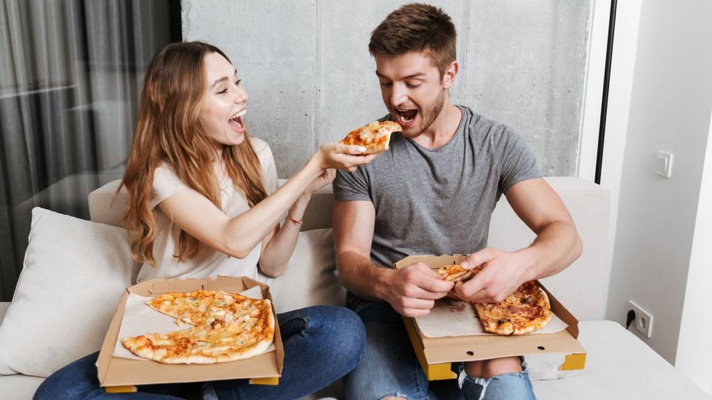 Pizza oder Burger? Das wurde 2020 im FM1-Land am meisten bestellt